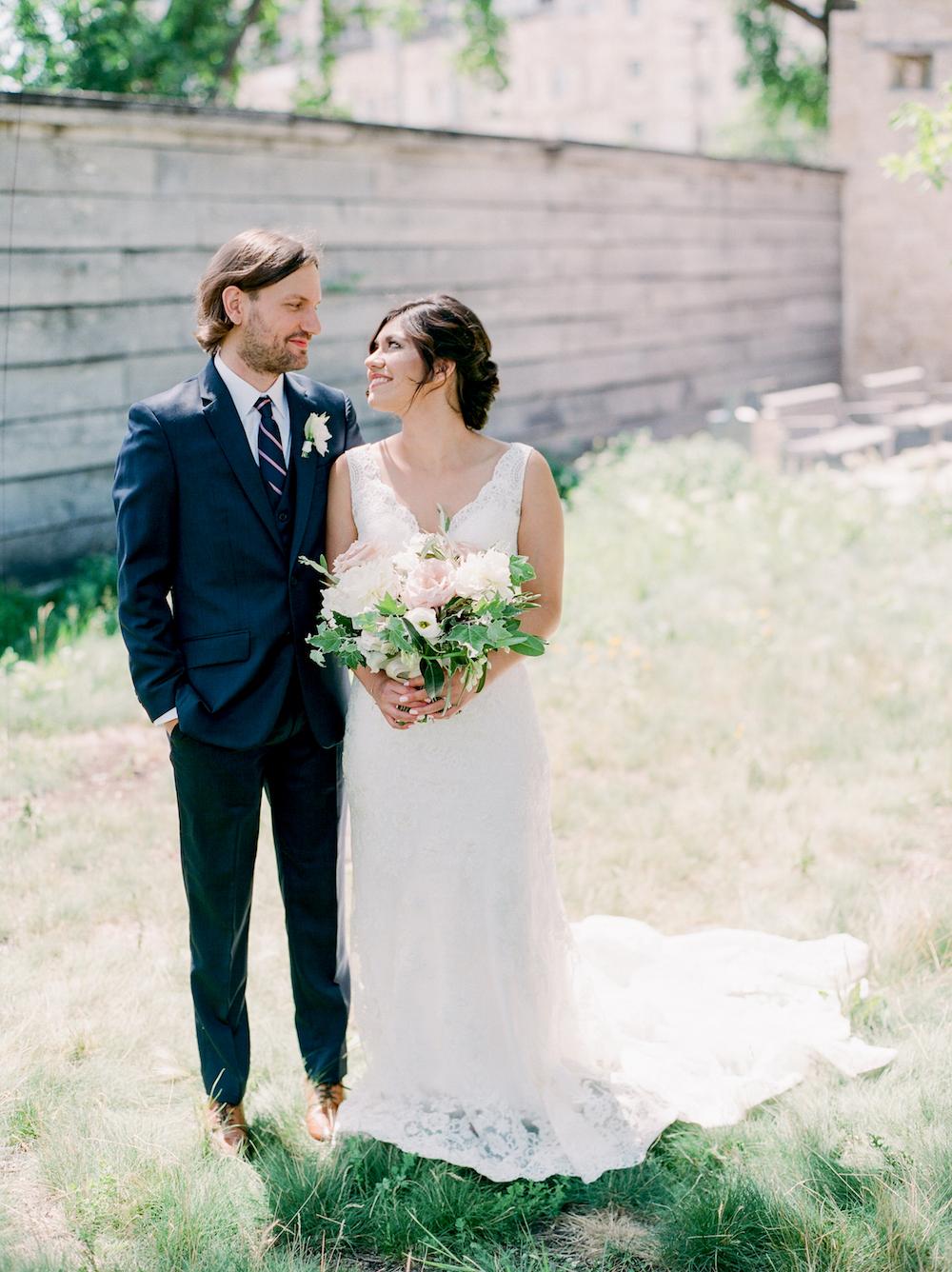 Upper Fort Garry Wedding Photo - Winnipeg Weddings