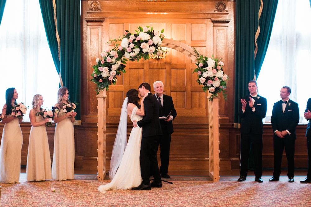 Fort Garry Hotel Wedding - Stone House Creative
