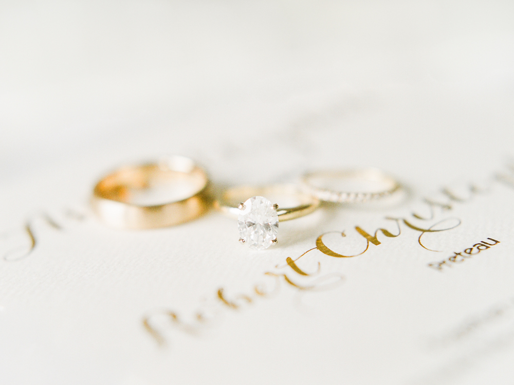 Elegant Wedding Details - Engagement Ring Ideas