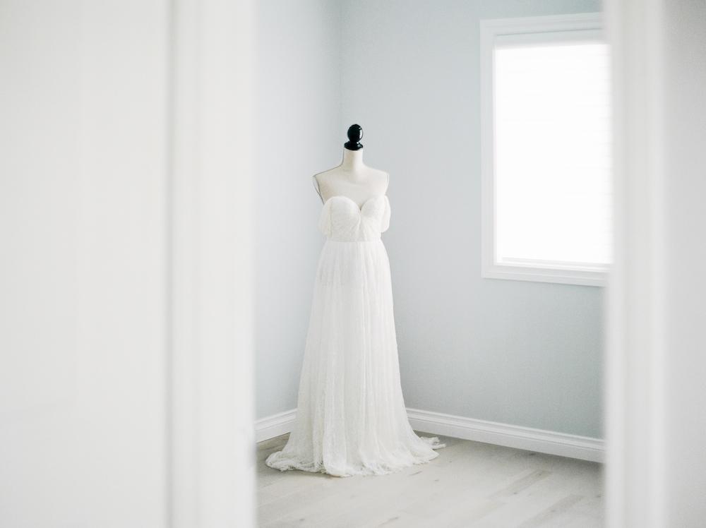 Sarah Seven Wedding Gown - Weddings in Winnipeg