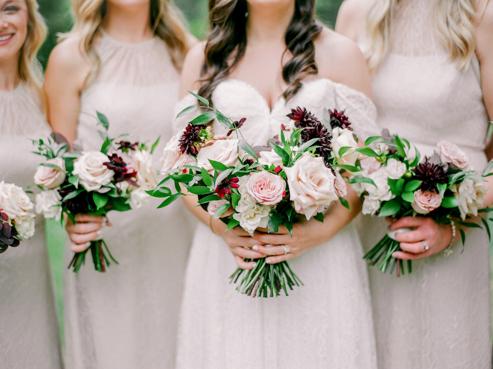 Rose Wedding Bouquets - Wedding Florists in Winnipeg