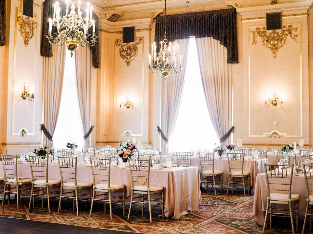 Provencher Room Fort Garry Hotel - Provencher Room Wedding