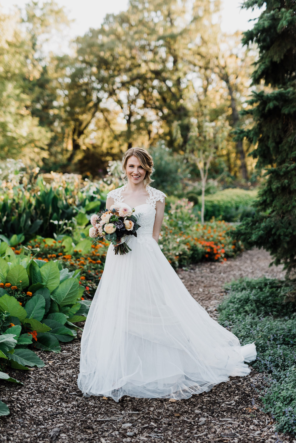 Assiniboine Park Wedding - Winnipeg Wedding Florist
