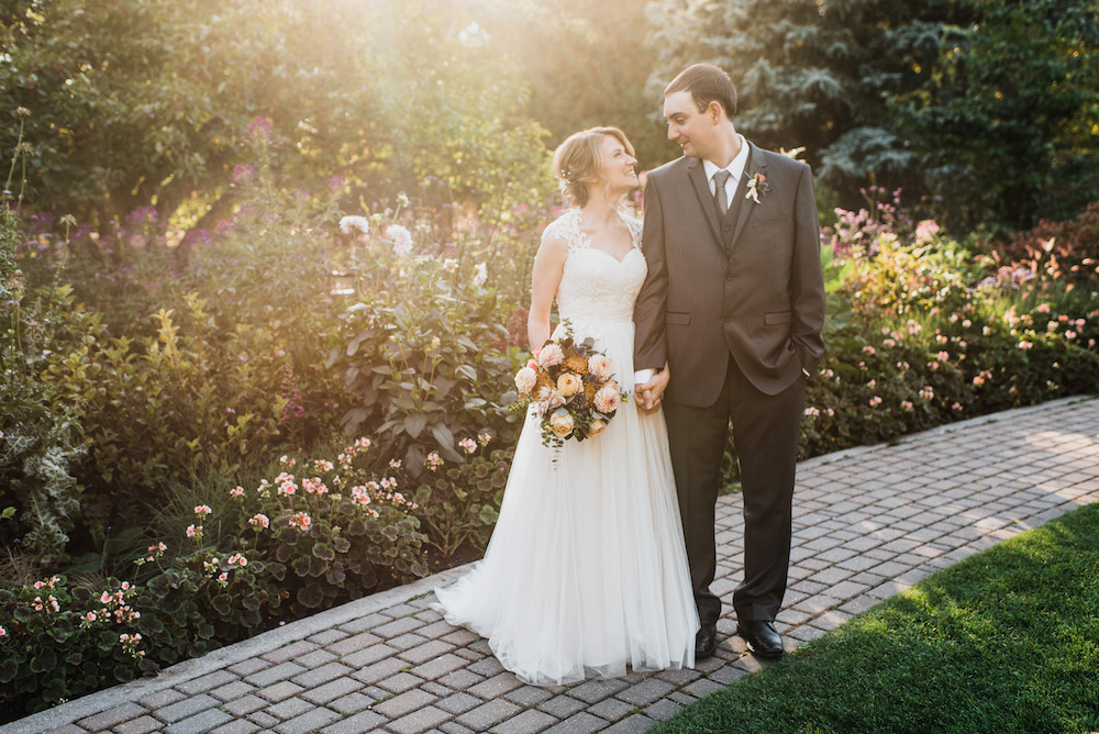 Assiniboine Park Wedding - Stone House Creative