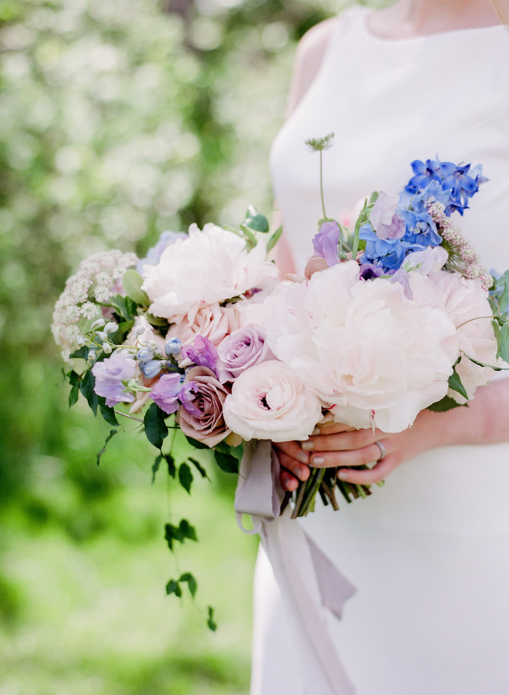 Garden Inspired Floral Design - Winnipeg Wedding Florist