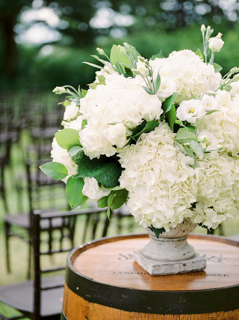 Hydrangea Wedding Flowers - Winnipeg Wedding Florist