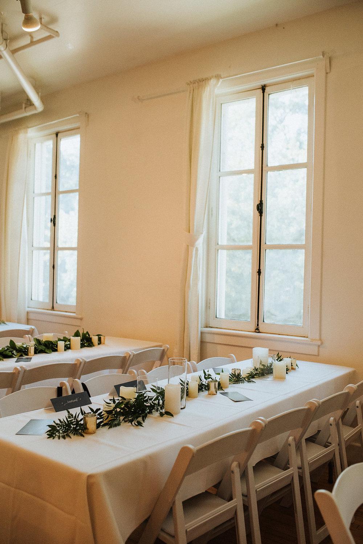 St Norbert Arts Centre Wedding - Stone House Creative