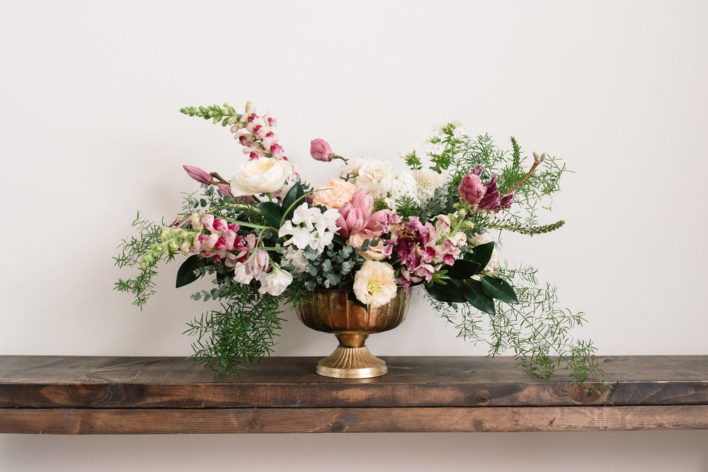 Statement Arrangement: $200+ each