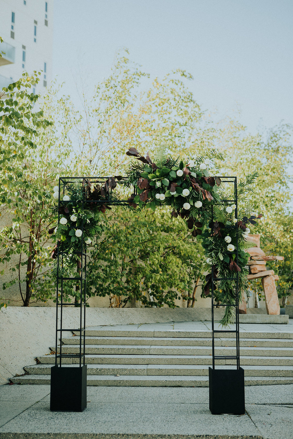 Winnipeg Art Gallery Wedding - Winnipeg Wedding Florists