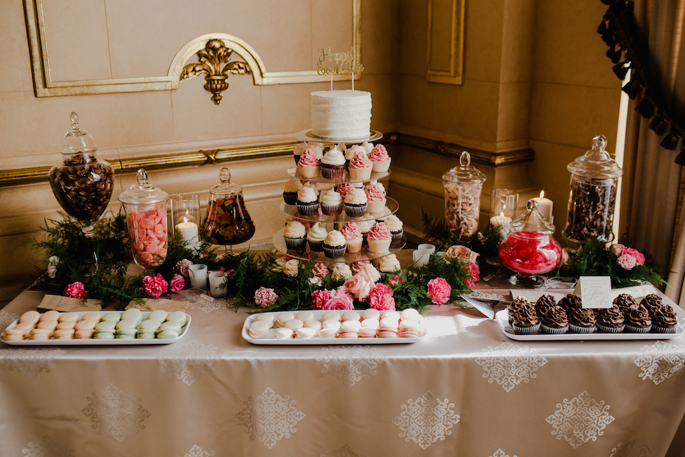 Dessert Table - Wedding Ideas