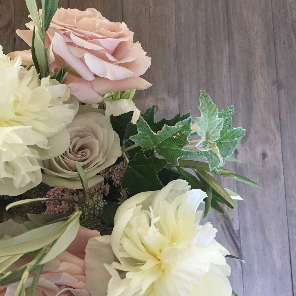 Dusty Rose Wedding Flowers - Wedding Trends for 2018
