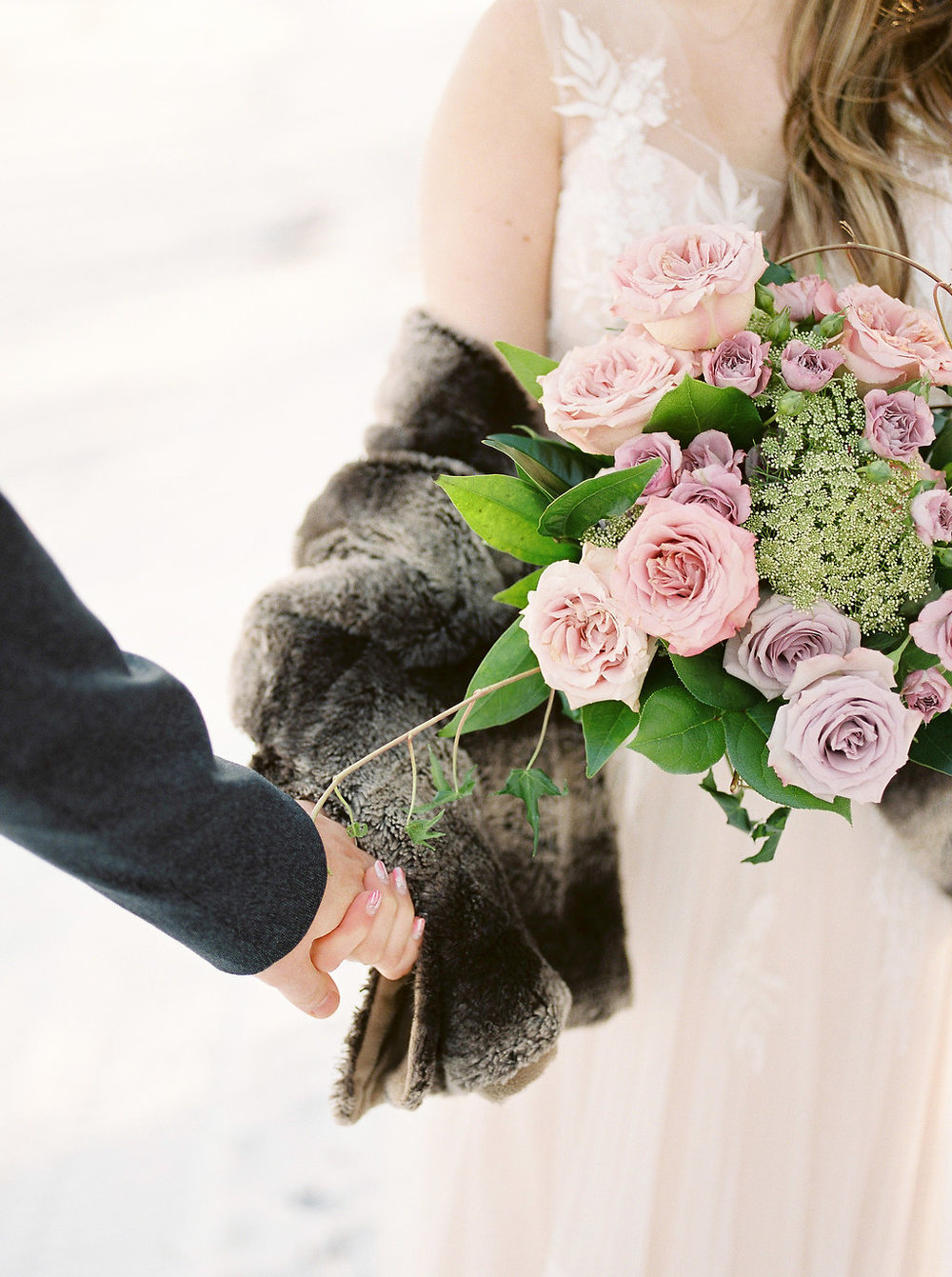 Winnipeg Winter Wedding - Wedding Florists Winnipeg