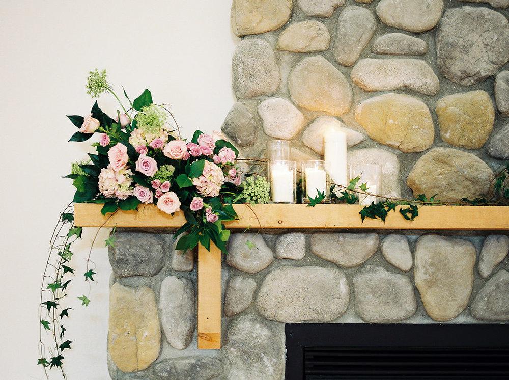 Wedding Flowers Winnipeg - Pastel Winter Weddings