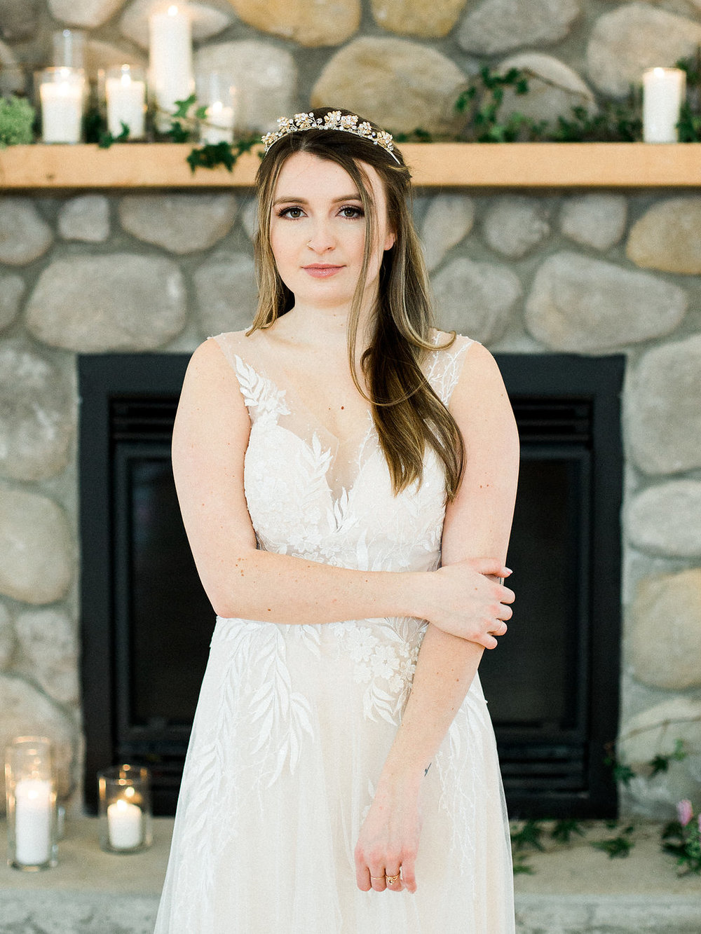 Winter Wedding Inspiration - Winnipeg Winter Weddings