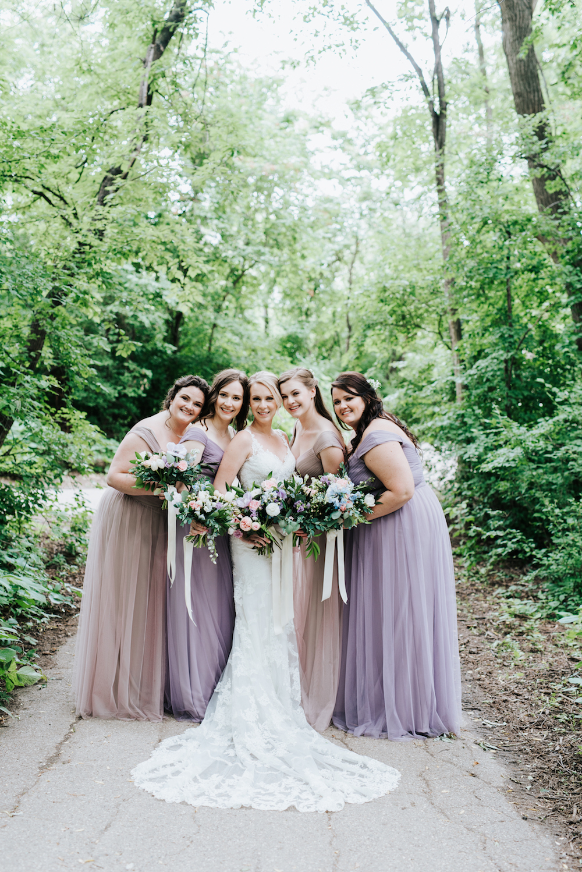 Pastel Wedding Inspiration - Winnipeg Wedding Flowers
