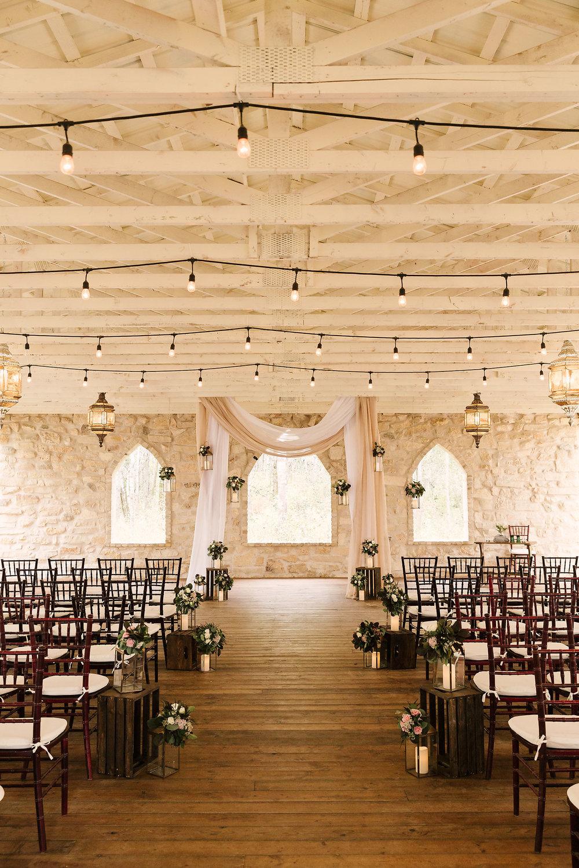 Hanging Floral Lanterns Wedding Decor - WEdding Flowers Winnipeg