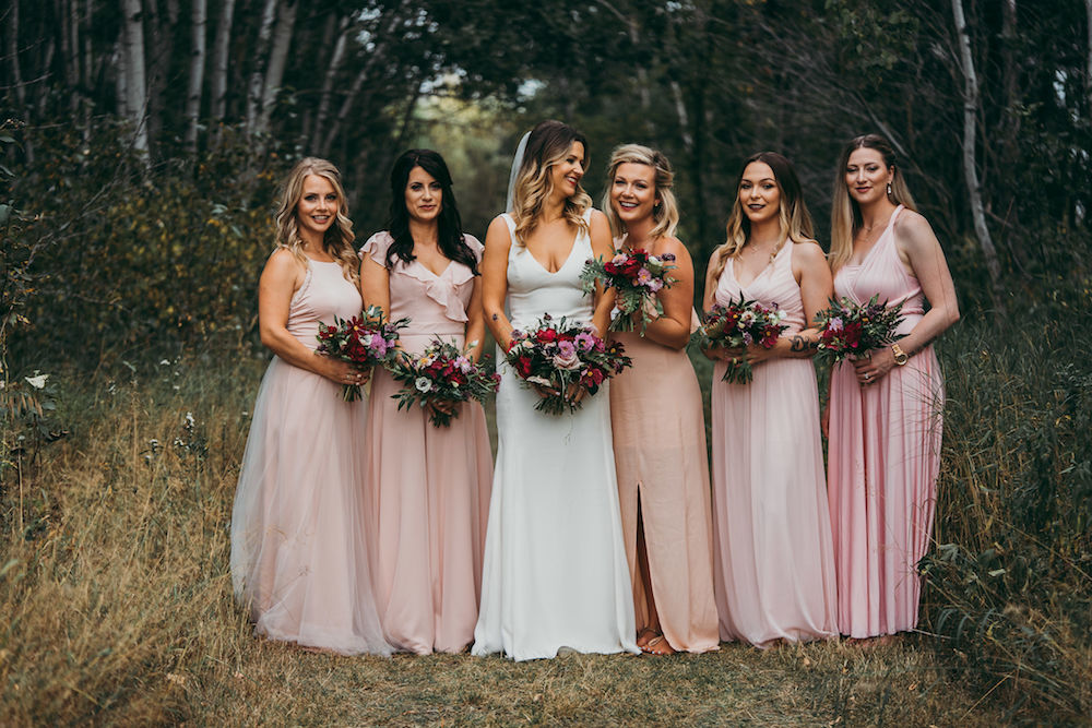 Blush and Berry Weddings - Winnipeg Wedding Flowers