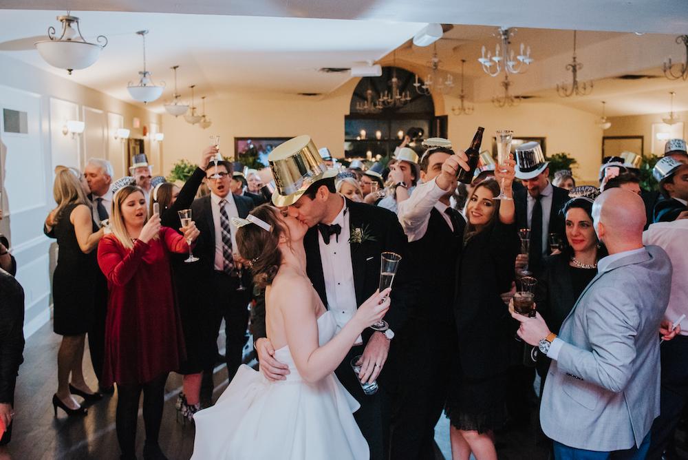 New Year's Eve Wedding Winnipeg - Winnipeg Wedding Florists