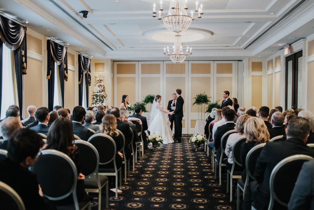 Manitoba Club Weddings - Winnipeg Wedding Florists