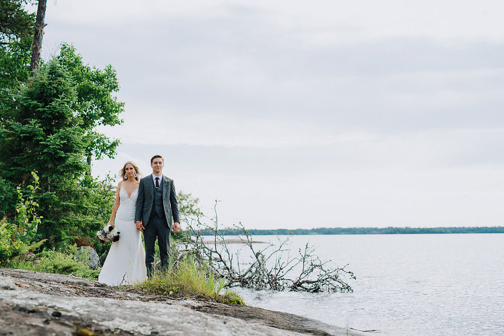 Wedding Florist in Kenora - Stone House Creative
