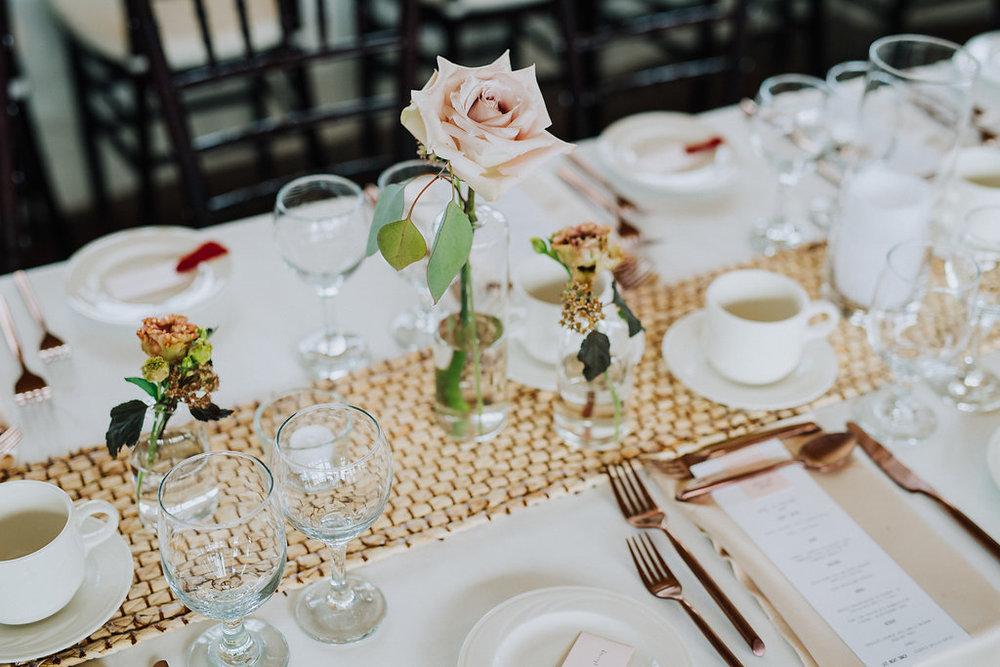 Stem Vase Wedding Flowers - Wedding Flowers Winnipeg