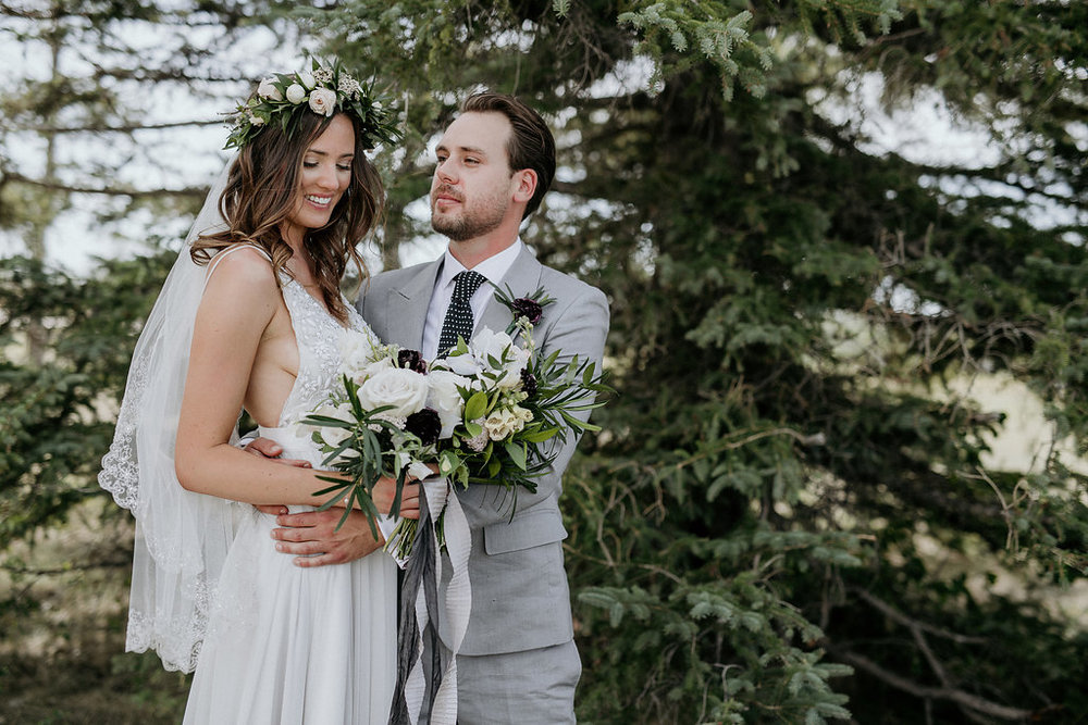 Romantic Garden-Inspired Wedding Flowers - Wedding Florists in Winnipeg