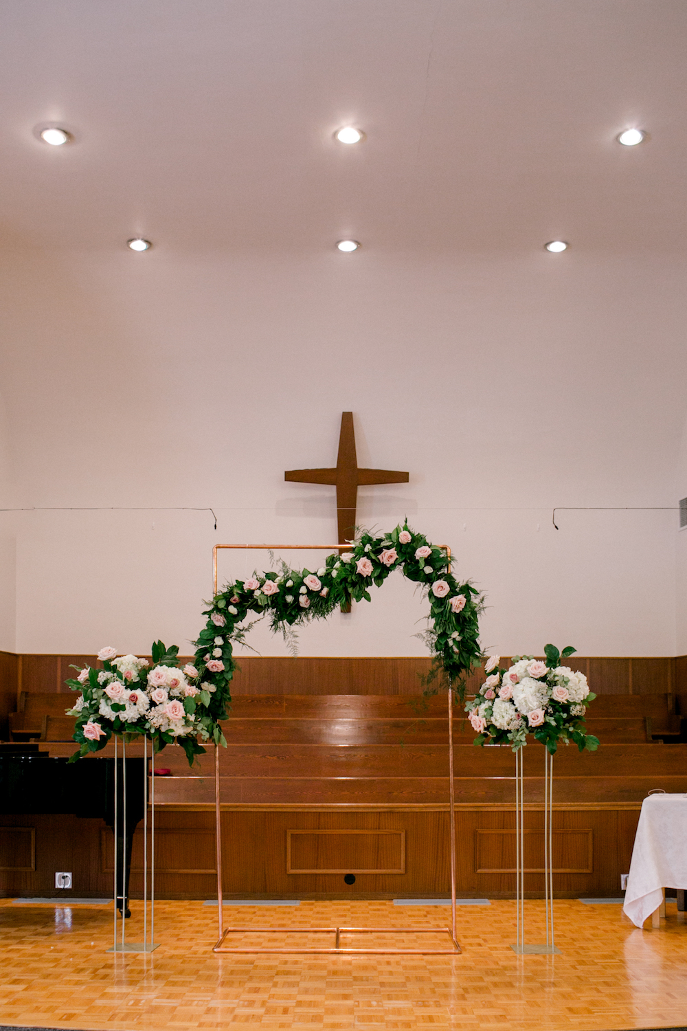 Church Wedding Flowers - Wedding Florists in Winnipeg