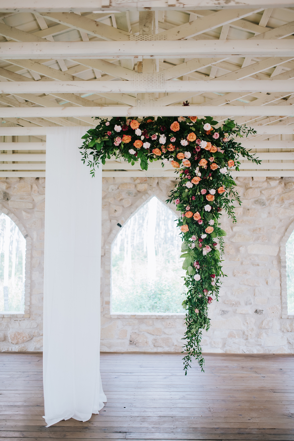 Cielo's Garden Wedding - Stone House Creative