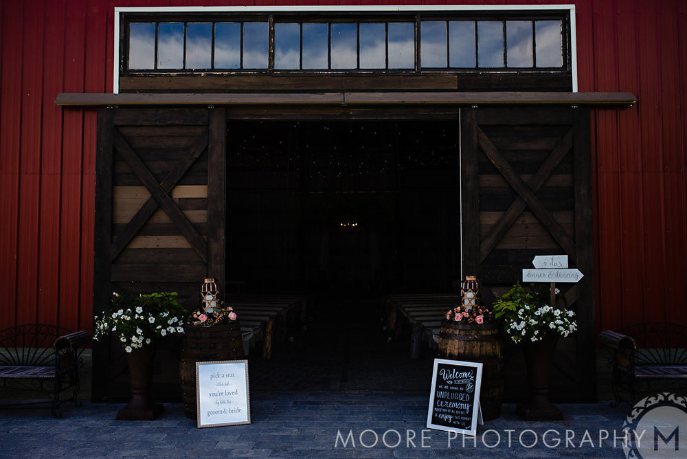 The Rustic Wedding Barn Weddings - Winnipeg Wedding Florists