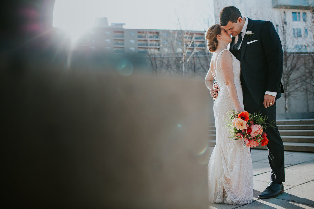 Winnipeg Art Gallery Wedding - Wedding Florists in Winnipeg
