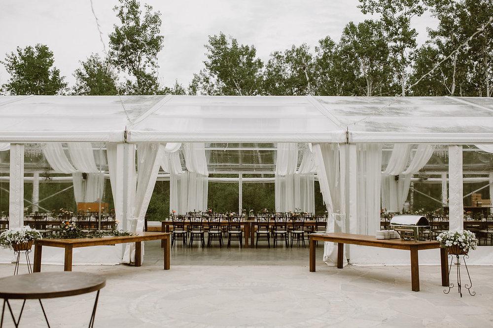 Weddings at Cielo's Garden - Stone House Creative
