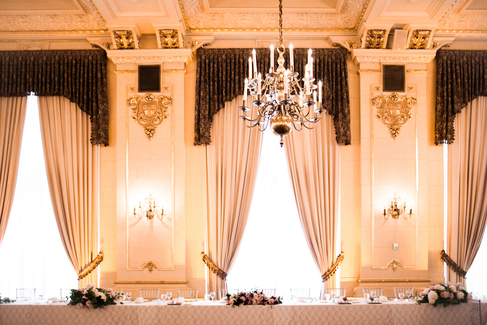 Provencher Room, Fort Garry Hotel - Weddings at the Fort Garry Hotel
