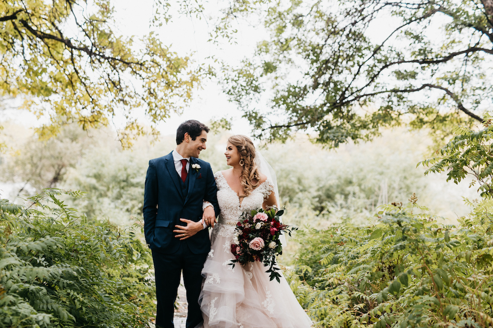 Fall Wedding Inspiration in Winnipeg - Winnipeg Wedding Photographers