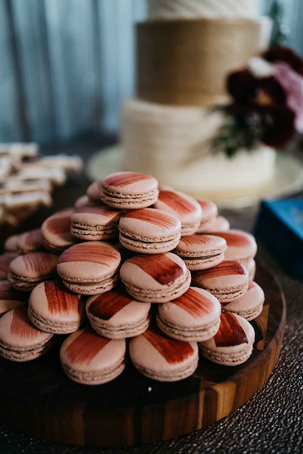 Blush and Burgundy Wedding Ideas - Wedding Planning in Winnipeg