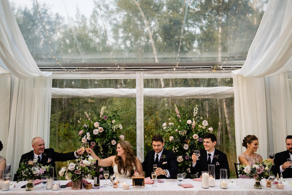 Cielo's Garden Weddings - Stone House Creative