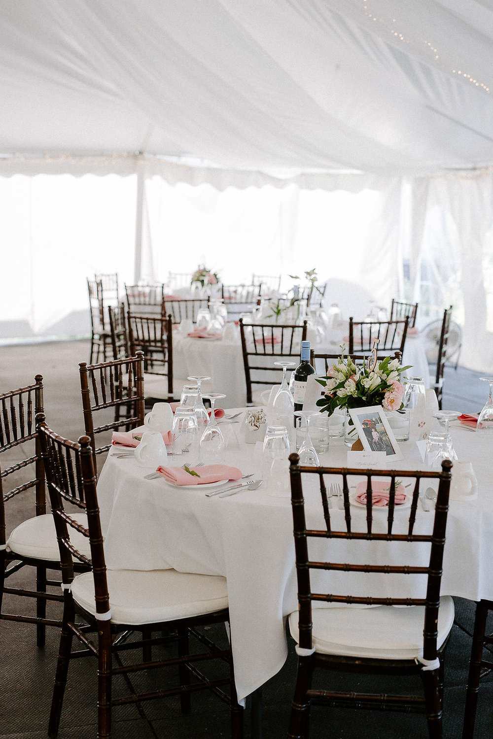 Tent Weddings in Winnipeg - Pineridge Hollow Wedding