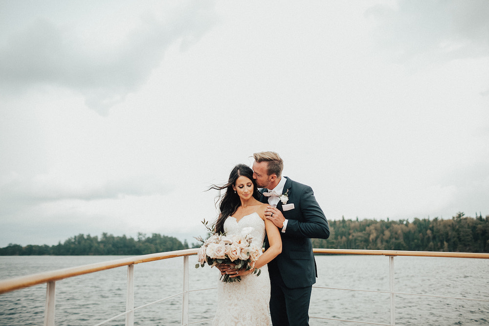 Lake of the Woods Wedding - Wedding Florist in Kenora