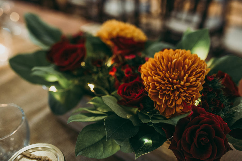 Rustic Fall Wedding Flower Ideas - Winnipeg's Top Wedding Florist