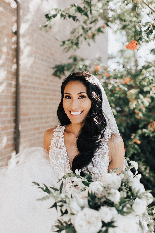 Minimalist Wedding in Winnipeg - Wedding Florists in Winnipeg