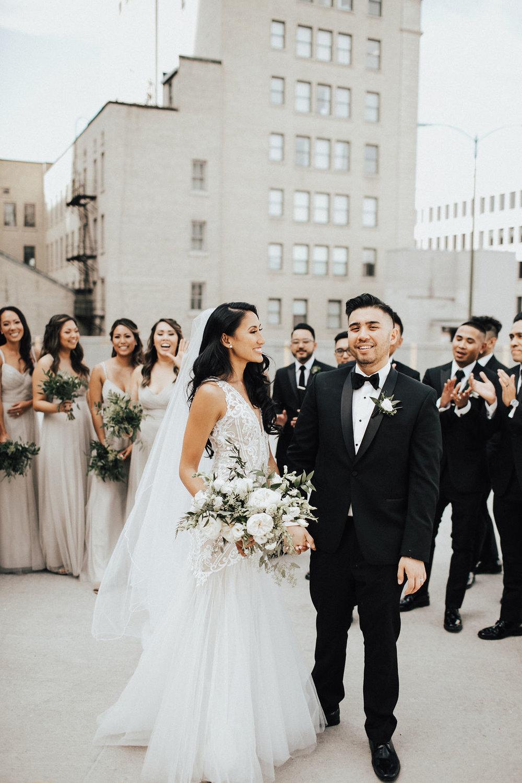 Exchange District Wedding Photos - Wedding Photographers in Winnipeg