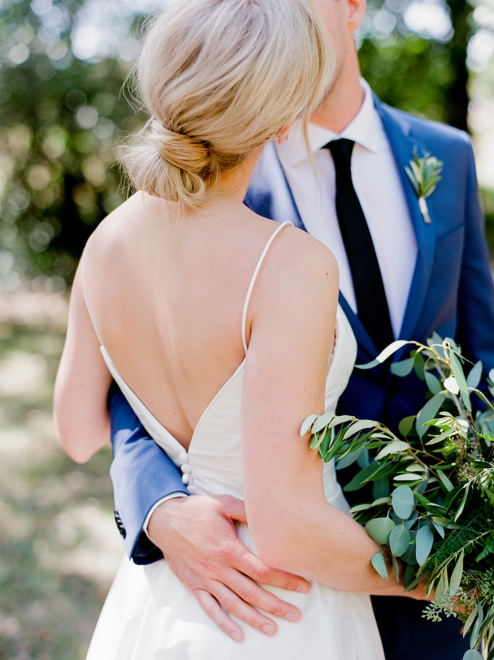 Modern Wedding Inspiration - Modern Minimal Wedding in Winnipeg