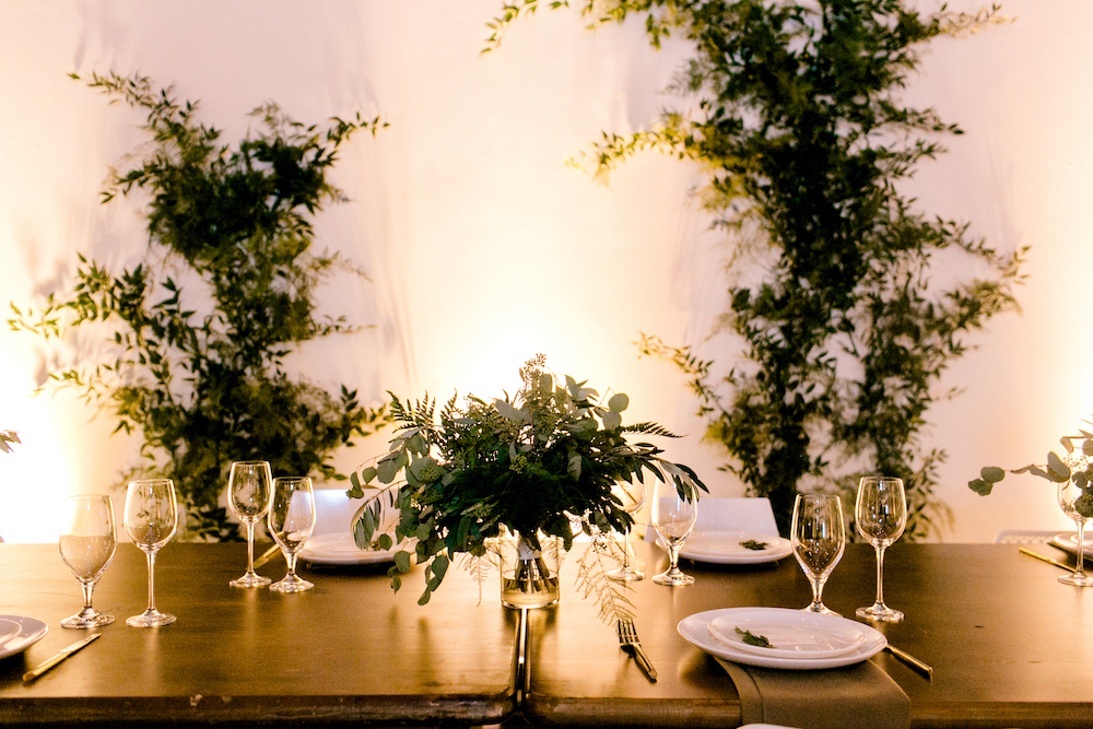 Modern Greenery Wedding Designs - Winnipeg Wedding Florists