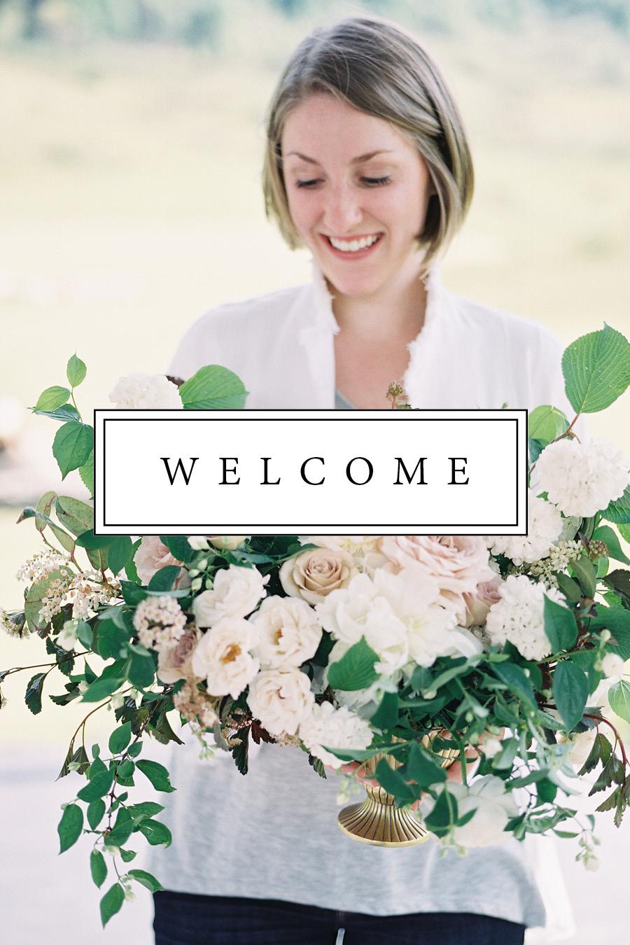 Stone House Creative - Winnipeg Florist Lauren Wiebe