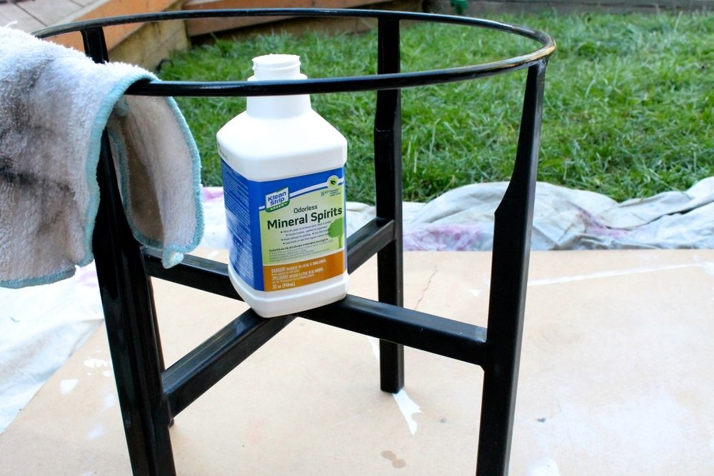 using-mineral-spirits-prep-spray-painting-metal