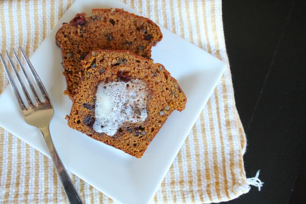 Pumpkin-Bread-Breakfast
