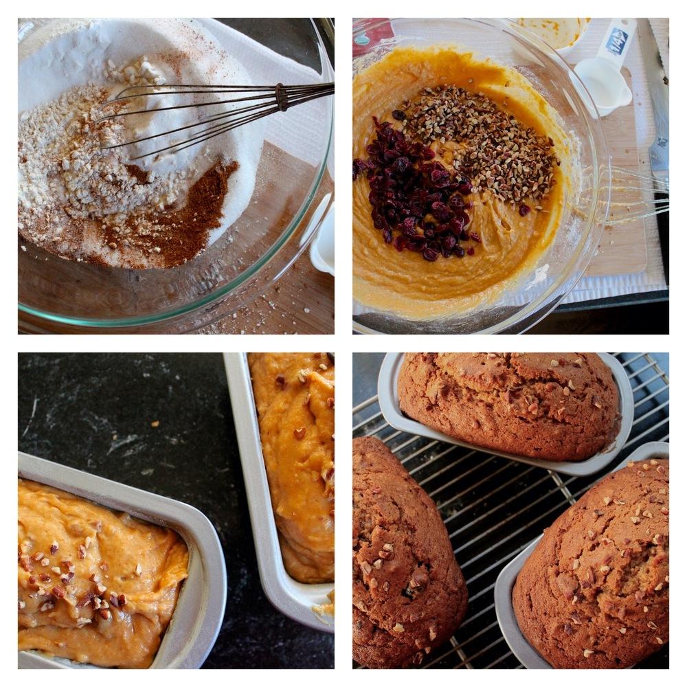 Ingredients-Cranberry-Pecan-Pumpkin-Spice-Bread