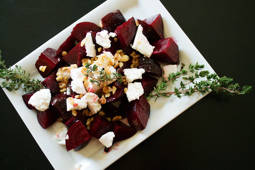roasted-beets-goat-cheese-walnuts