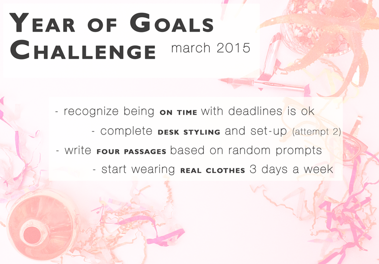 Year-of-goals-challenge-march-goals