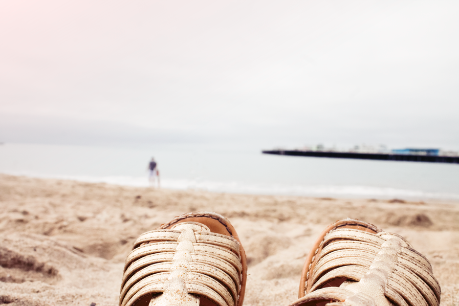 santa-cruz-california-beach-sandals