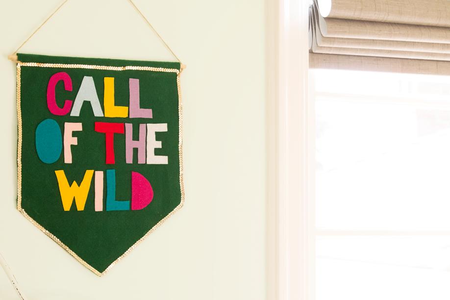 no-sew-felt-wall-banner-diy-call-of-the-wild